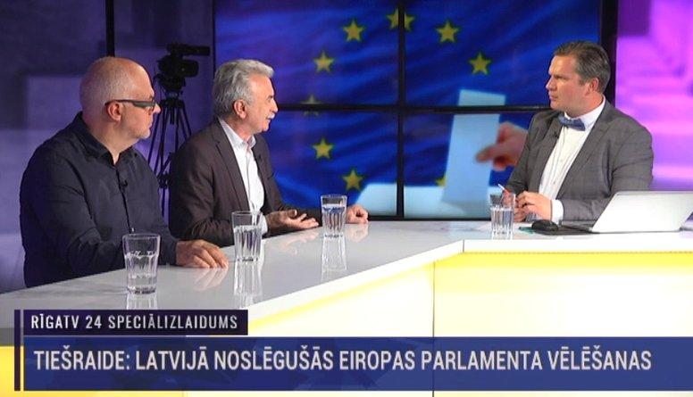 Speciālizlaidums: Eiropas Parlamenta vēlēšanas 3. daļa