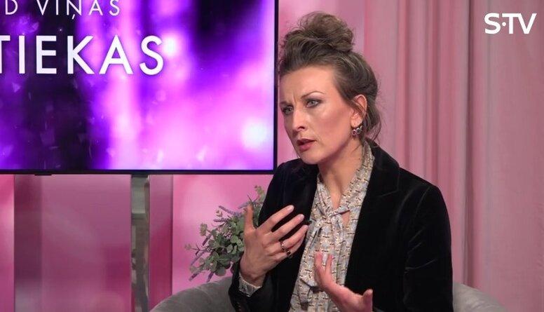 Kristīne Balode: vēsturiski tas tā ir bijis - nauda pret seksu