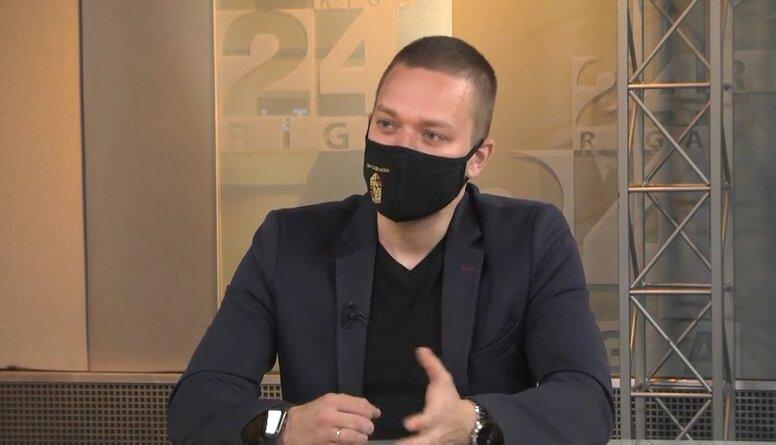 Volbergs: Cilvēki Latvijā vairs neuzdrošinās pat sapņot