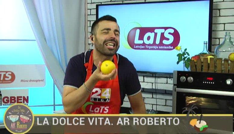 25.07.2017 La Dolce Vita. Ar Roberto 1. daļa
