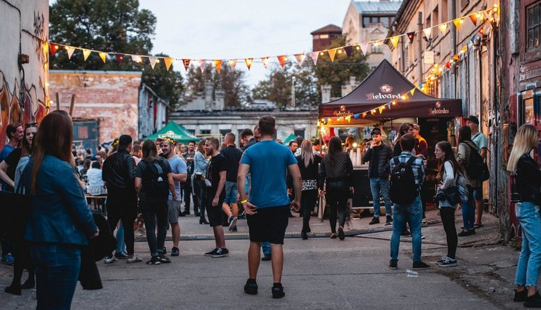 Radošo industriju attīstība Latvijā