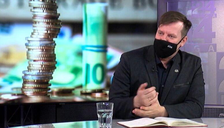 Rīgas domes deputāts Mārtiņš Kossovičs par domes darbinieku atalgojumu