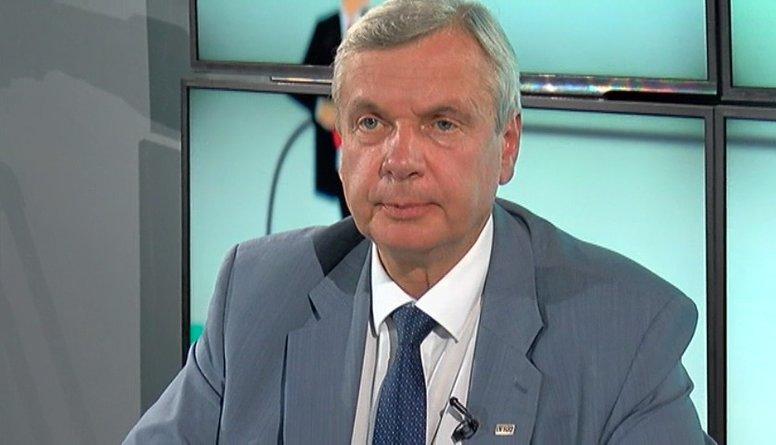 """Šadurskis: """"Kamēr partijas nedzīvo tikai no biedru naudām, tikmēr Latvijā klīdīs oligarhu rēgs"""""""