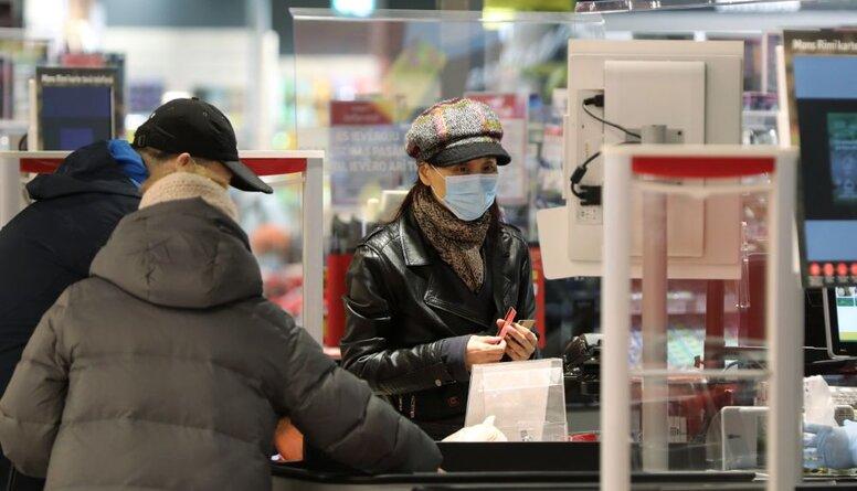 Krauze: Veikalos jāierobežo atļautais cilvēku skaits, nevis preču klāsts