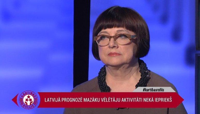 Rubesa: Latvijā nav skaidrots, kāpēc svarīgi domāt par ES