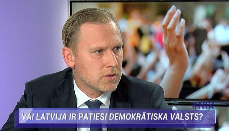 Aldis Gobzems par to, vai Latvija ir demokrātiska valsts