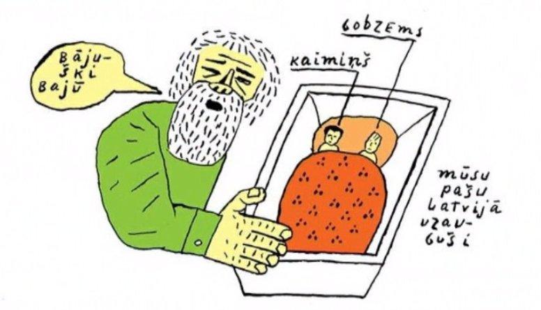 Aplūko: Politiskie notikumi karikatūrās
