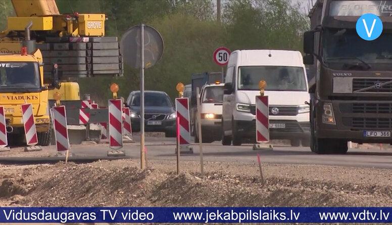 Atjauno reģionālo autoceļu no Dolomīta līdz Biržiem