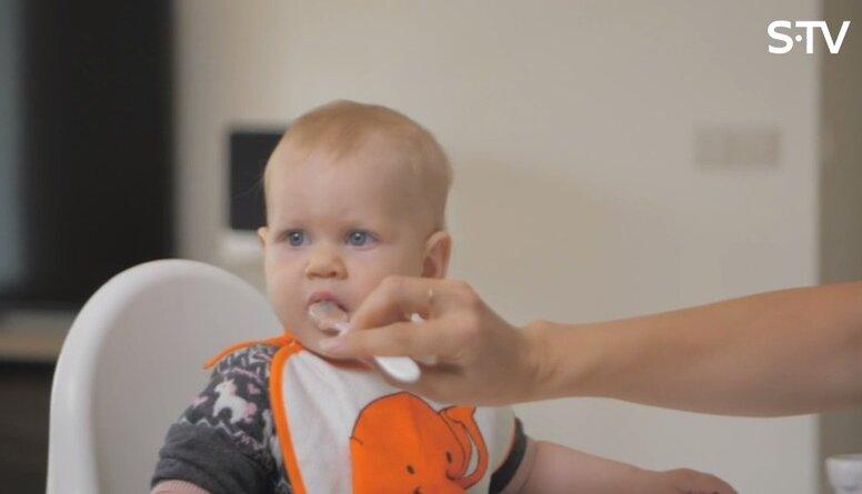 Vai mazuļa uzturā jāizvairās no glutēnu saturošām putrām?