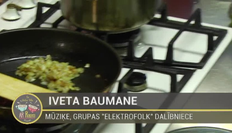 25.01.2017 La Dolce Vita. Ar Roberto 2. daļa