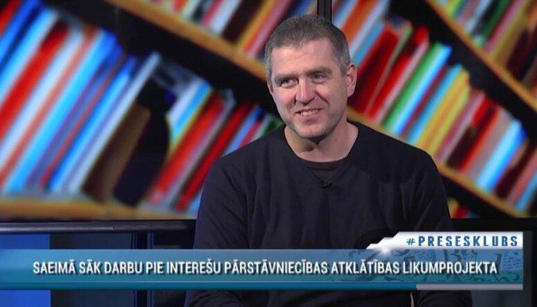 """""""Velns slēpjas detaļās"""" - politologs Filips Rajevskis par lobiju likumu"""