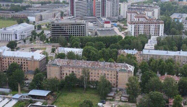 Pilsētu apzaļumošana - ietekme uz vidi un infrastruktūru