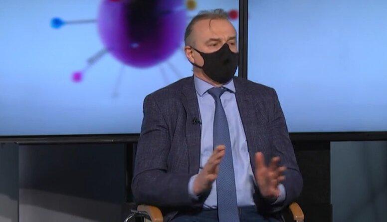 Andrejs Ērglis par vakcīnu rūpnīcas celšanu Latvijā