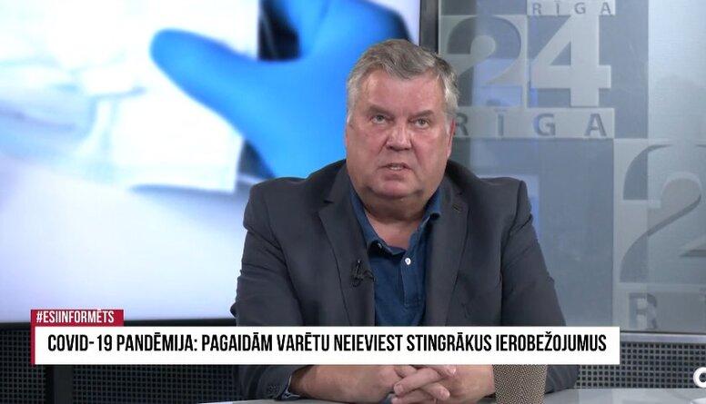 Urbanovičs: Latvijas ļaudis prot sargāt sevi