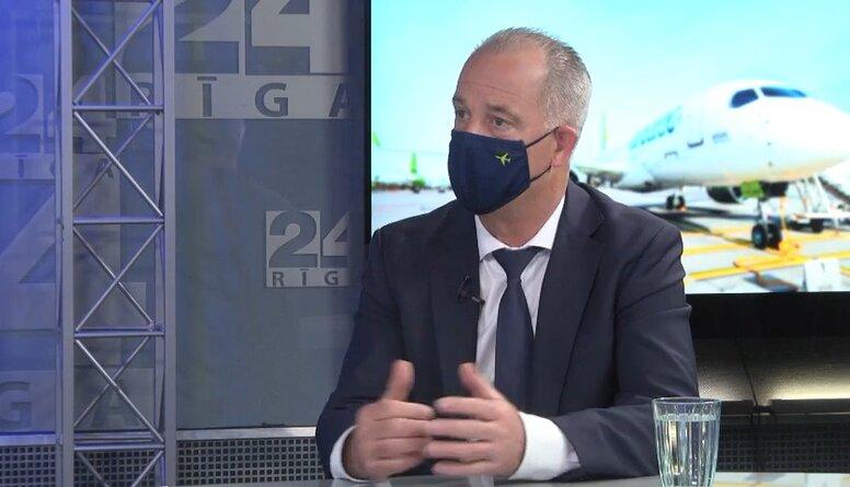 Martina Gausa komentārs par zaļā sertifikāta ieviešanu Eiropā