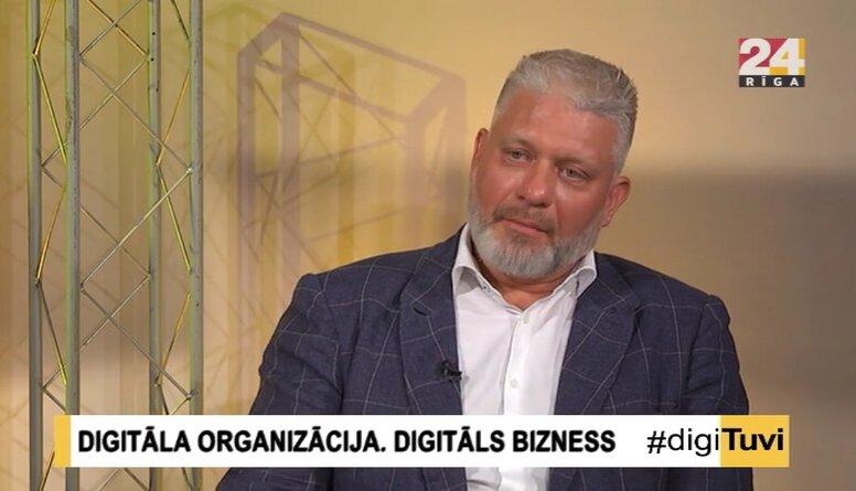 Vai biznesa nozarēs, kurās ir ieviesti digitālie risinājumi, algas un produktivitāte ir augstāka?