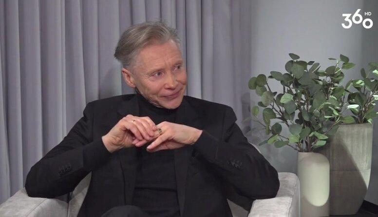 Valērijs Mironovs par savu bērnību un jaunību Aizputē