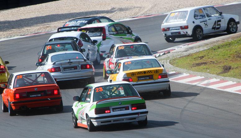 """Šodien norisināsies Baltijas autošosejas čempionāta 4. posms """"Motul Grand Prix 2018"""""""