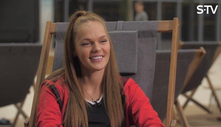 Kāpēc Madara Kiviča tik bieži pavada savu laiku sporta zālē?