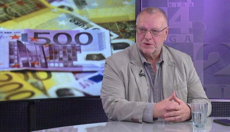 Uldis Osis par banku sektoru Latvijā