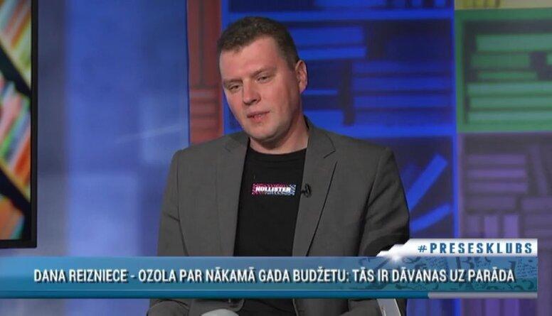 Krauze: Kur ir liela nauda, tur ir vīri ar platām kabatām