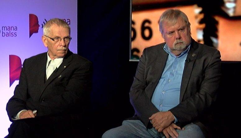 Diskusija par Čekas maisu pētniecības procesu