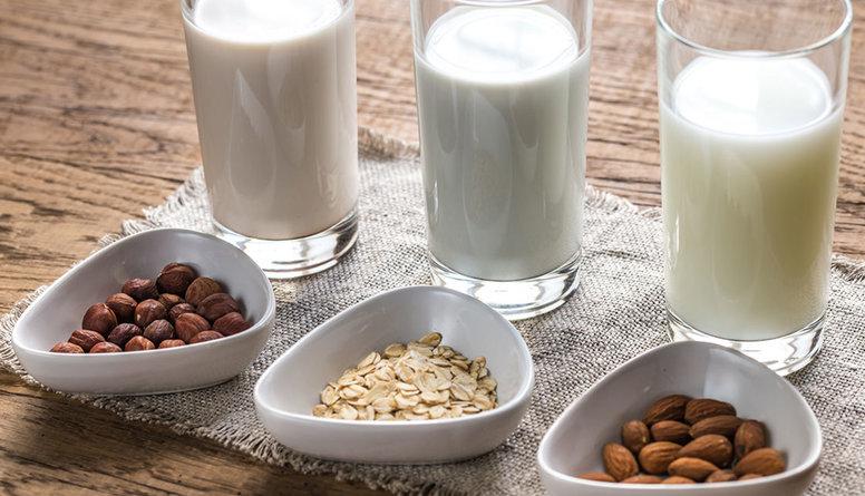 Vai augu pienu uzturvērtība ir pielīdzināma govs pienam?