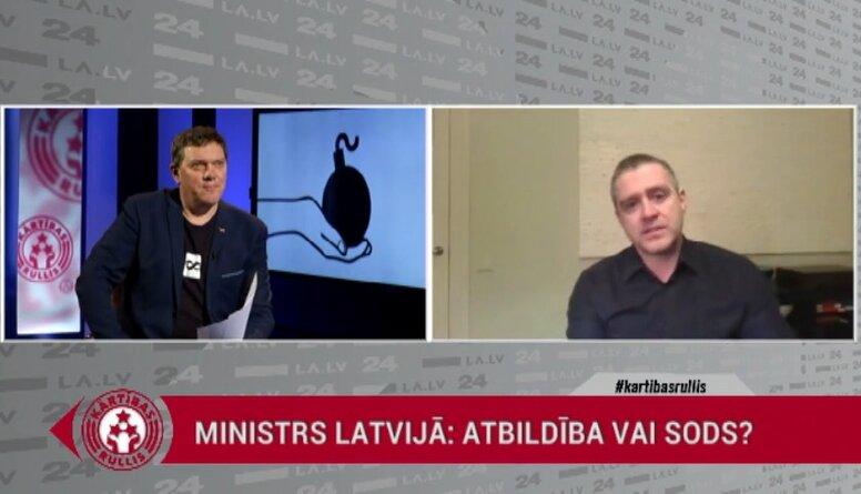 Rajevskis: Jaunpienācējiem ministriem ir grūti iekļauties ministriju struktūrās