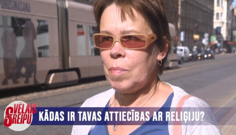 Aptauja: Kādas ir tavas attiecības ar reliģiju?
