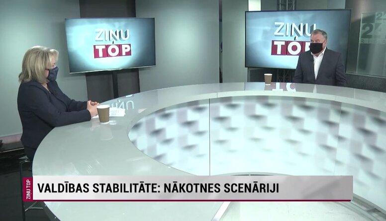 Jānis Urbanovičs komentē valdības stabilitāti un tās nākotnes scenārijus