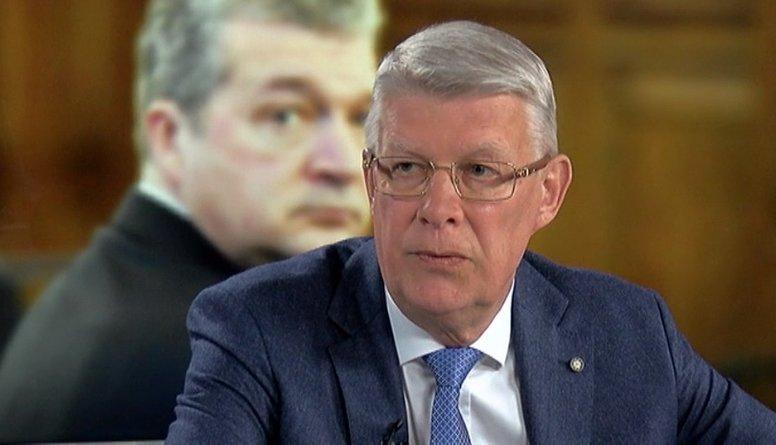 Zatlers: Valdība būs stabila, bet no premjera tas prasīs diezgan lielu darbu