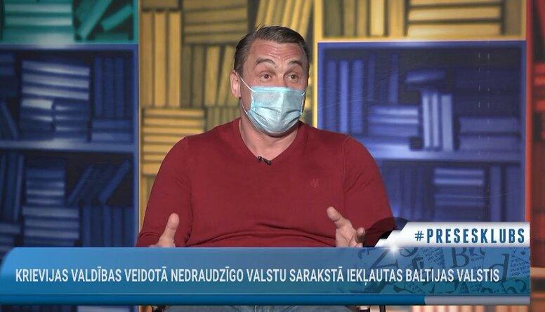 Viktors Ščerbatihs izsaka domas par dopinga skandāliem