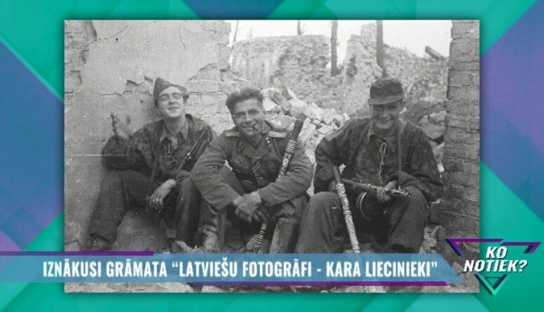 """Iznākusi grāmata """"Latviešu fotogrāfi - kara liecinieki"""""""