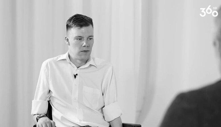 Mareks Odumiņš: Ja tu sēdi un neko nedari, tu vienkārši izmet vējā savu laiku