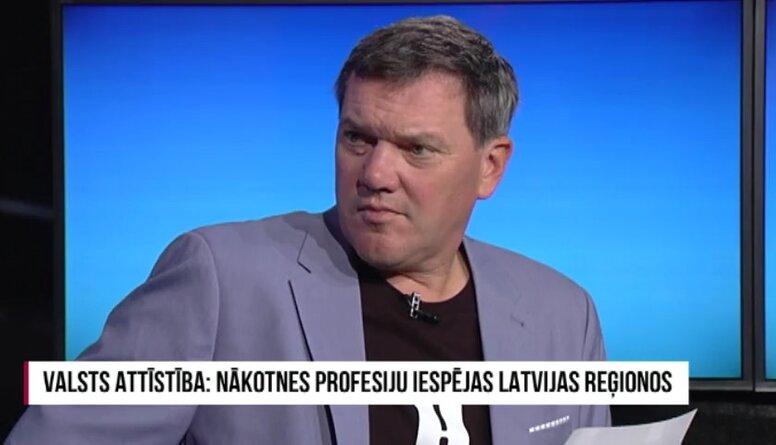 Valsts attīstība: nākotnes profesiju iespējas Latvijas reģionos 2. daļa