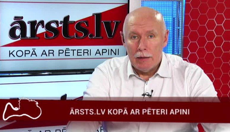 25.09.2017 Ārsts.lv kopā ar ārstu Pēteri Apini