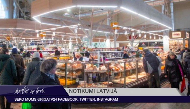 Apmeklētājiem atvērts atjaunotais Centrāltirgus Gastronomijas paviljons