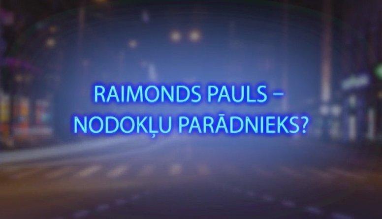 Tvitersāga: Raimonds Pauls - nodokļu parādnieks?