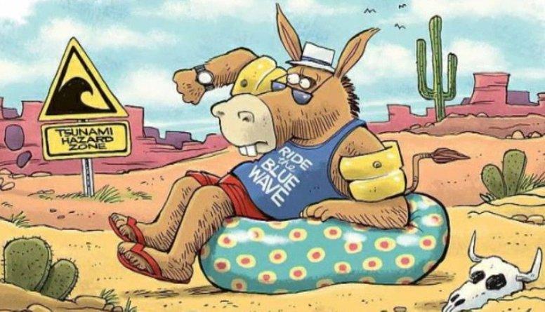 Ieskaties: Svaigākie Amerikas politiskie notikumi karikatūrās!