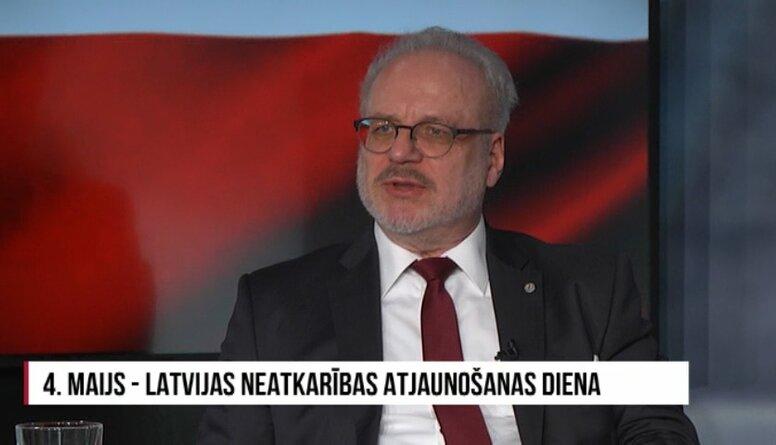 4. maijs - Latvijas neatkarības atjaunošanas diena 2. daļa