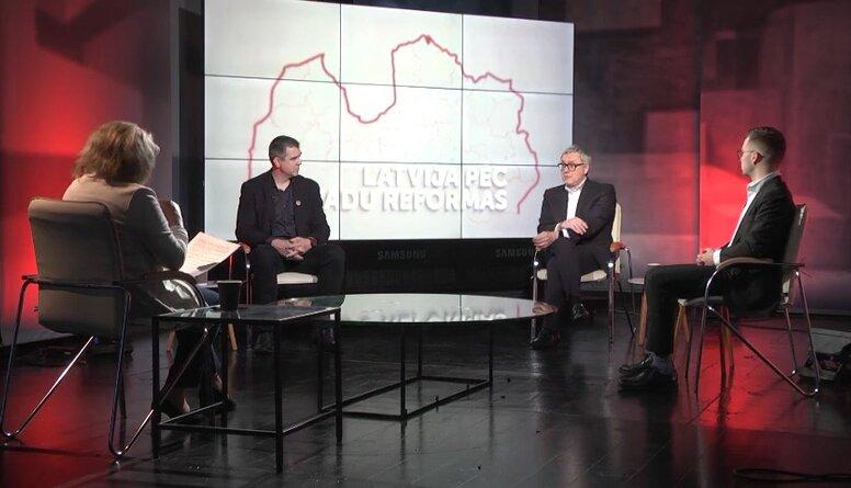 Zalāns: ATR varēja iezīmēt Rīgas aglomerācijas nākotni