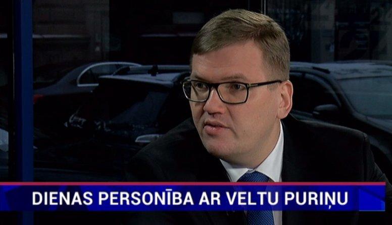Jura Pūces galvenās prioritātes VARAM ministra amatā