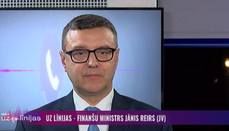 Reirs par izmaiņām, kas nepieciešamas finanšu un banku sektoros
