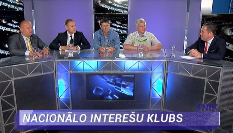 06.07.2018 Nacionālo interešu klubs 1. daļa