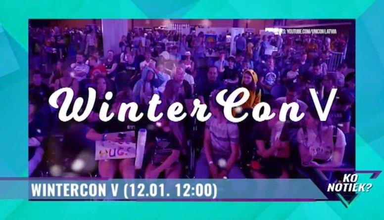 Kas ir Wintercon?