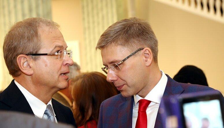 Viedoklis: Kopš aizgāja Ušakovs un Ameriks, līderu laiks Rīgā ir beidzies