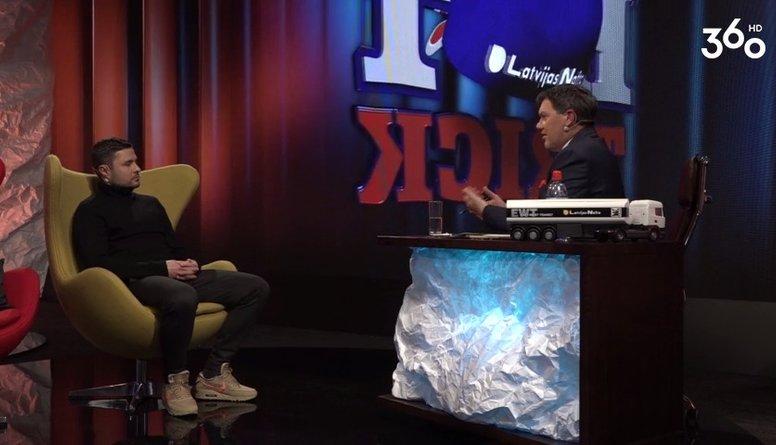 Verpakovskis: Es nezinu, vai latviešu treneris būtu uzņēmies tādu risku!