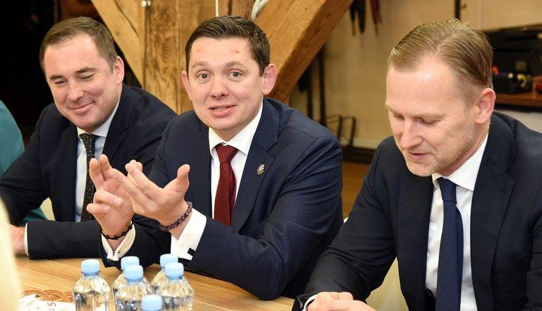 """Par KPV LV ministru kandidātiem: """"Partijai, kas darbojas nopietni, jāpiedāvā nopietnas personālijas"""""""