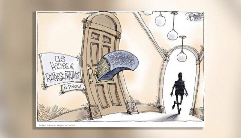 Karikatūru apskats: Millera ziņojums