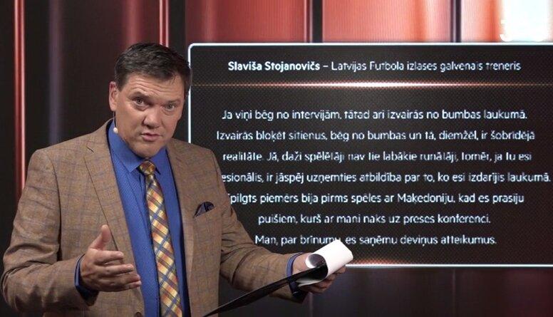 Deviņi Latvijas Futbola izlases spēlētāji atsakās no preses konferences!